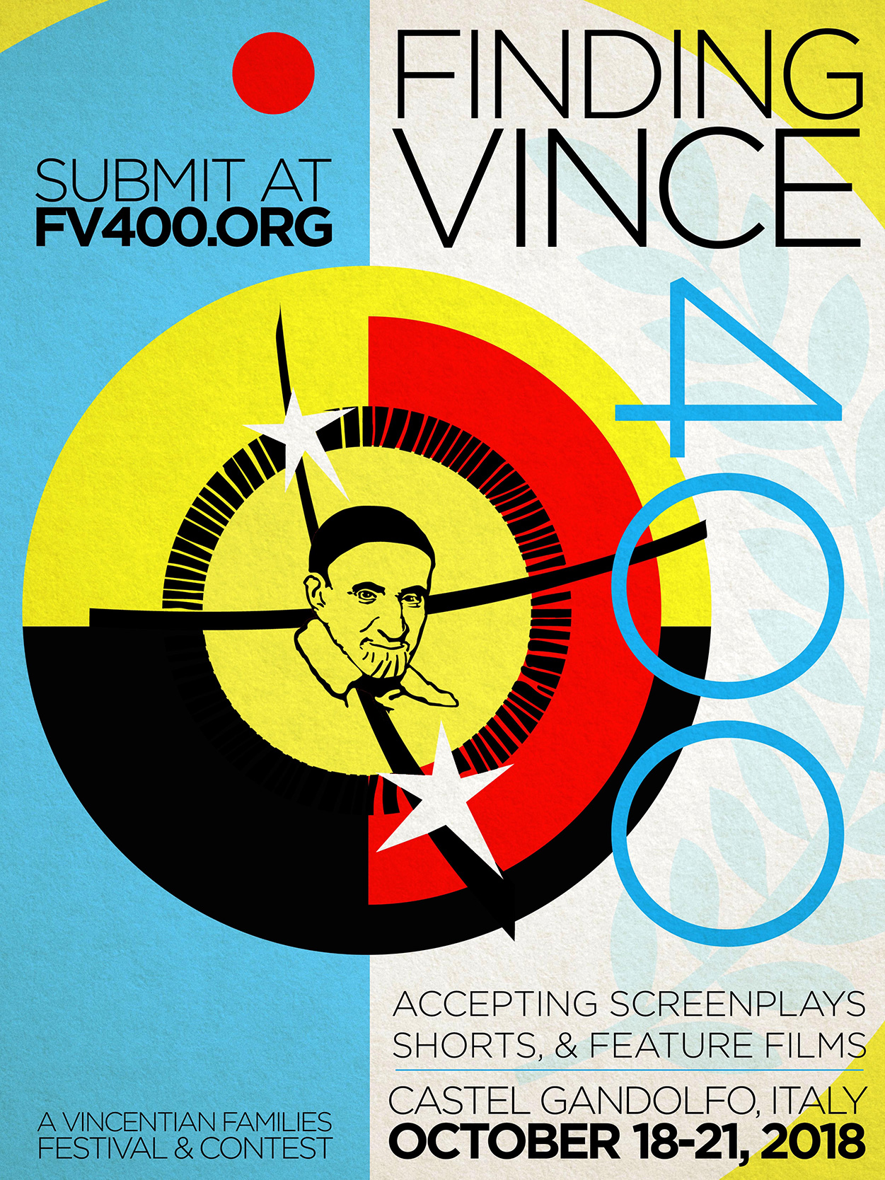 Finding Vince 400 – Official Selection