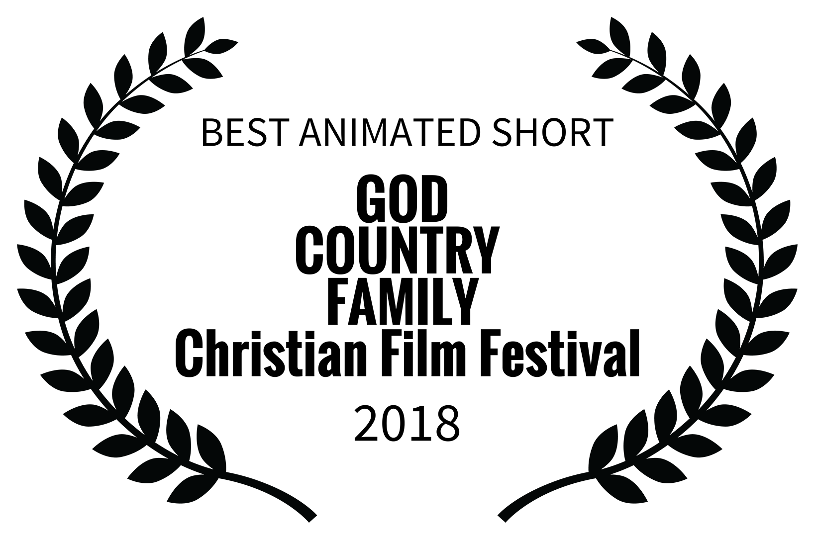 2018 God Country Family Christian Film Festival